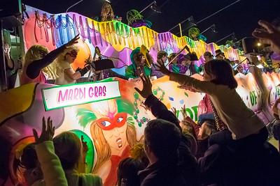Shreveport Mardi Gras - 2015