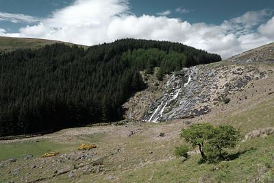 Glennmacnass Waterfall