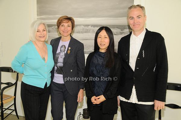 Gioia diPaolo, E.J. Camp, Yoshiko Sato, Michael Morris
