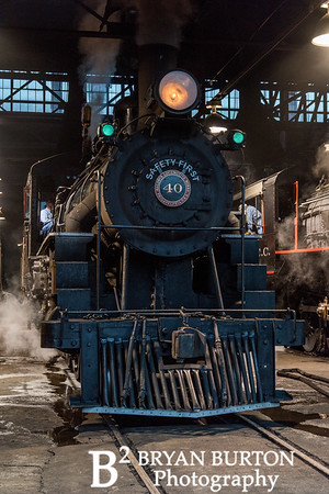 Nevada Northern Railway Saturday Winter 2018