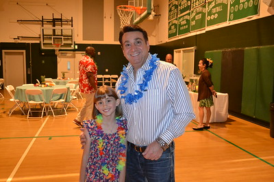Fathers, Daughters Kick Up Heels at Chandler