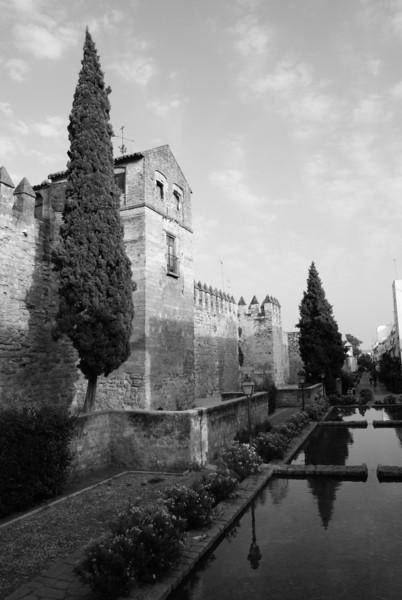Medieval wall, Cordoba