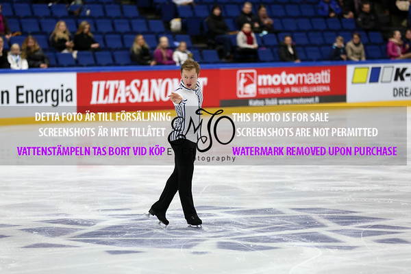 Finlandia Trophy 2017 Alexander Majorov