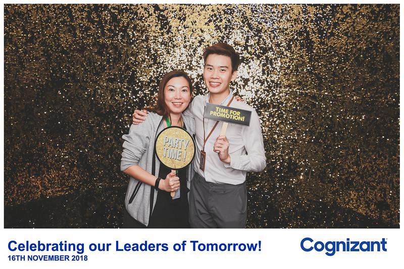 Cognizant Graduation Ceremony 2018 | © www.SRSLYPhotobooth.sg