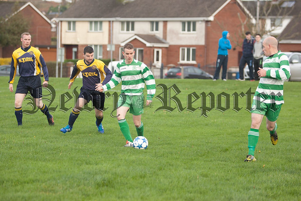 Steven Quinn (Cleary Celtic) and Chrissy McCormack (Killeavy). RS1548011