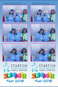 Starfish Summerfest 2019