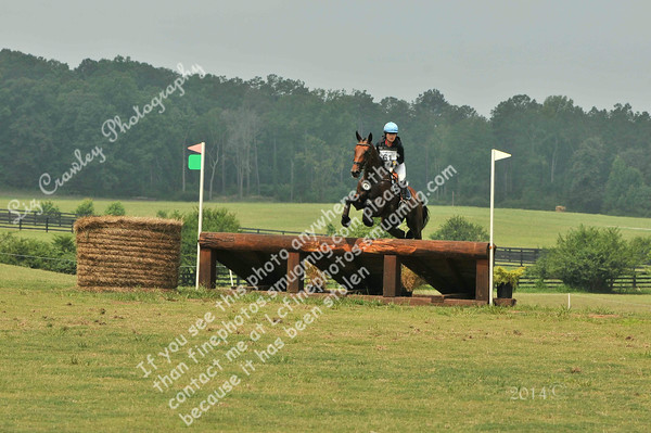 ALVIS HAYLEY AND DOUBLE RIVERS ROCKSTAR #61