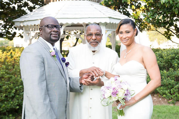 Conya Mike wedding