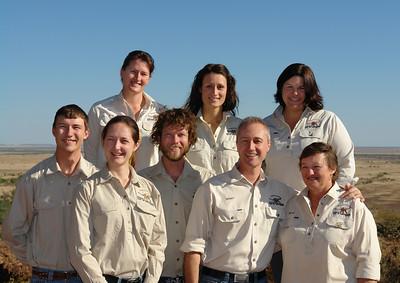 2011 AAOD Team