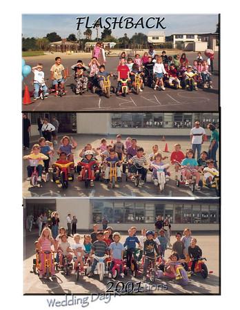 Trike-a-thon/Kindergarten
