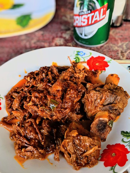Chilindron Cuban Goat Stew