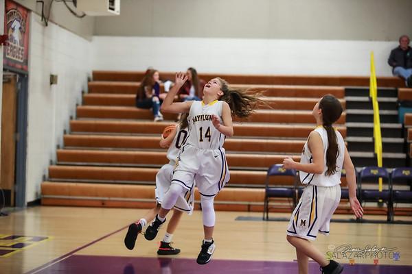 Girl's School Basketball 2019-2020