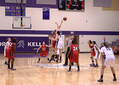 2010/02/02 BHS Girls Basketball - Butler VS Ardrey Kell