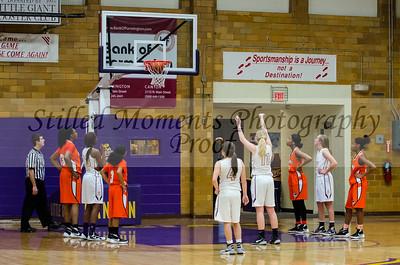 Canton Ladies Basketball