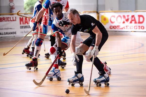 Correggio Hockey 2020/2021 Serie B e giovanili