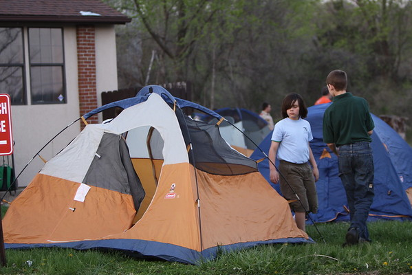 Tent Inspection