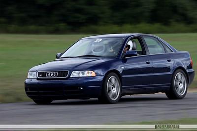 2009 08 22 Audi Club @ Waterford Hills