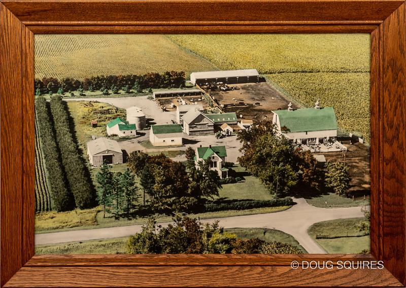 Farm as originally purchased