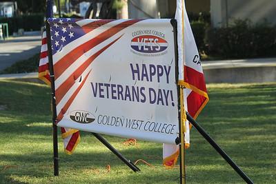 2015 Veteran's Day Ceremony