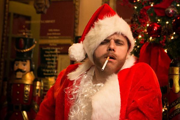 Santa at the Paramount