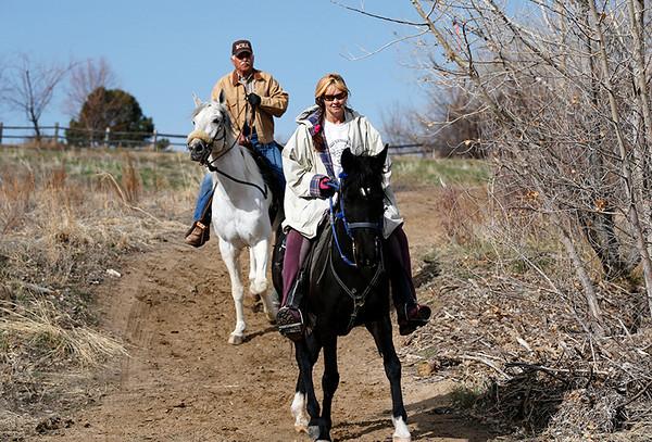 Kenlyn Endurance Ride 4-21-13