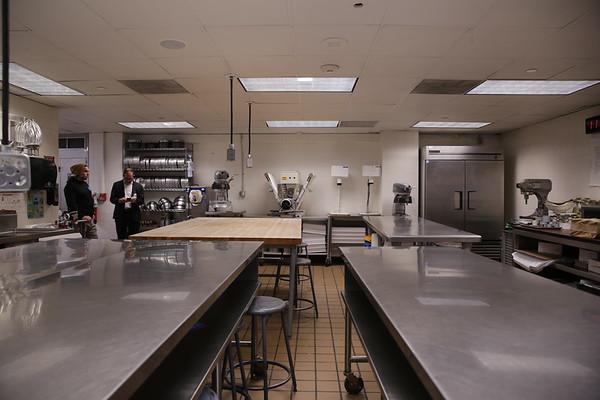 DCCCD Baking Kitchen