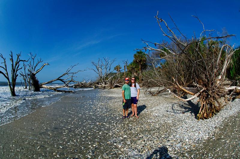 Brent and Ellen - Botany Bay Beach