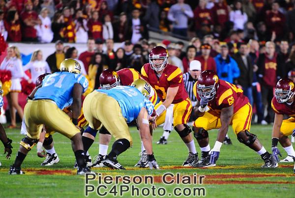 USC Football v UCLA 2009