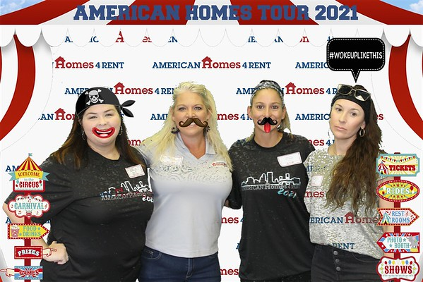 2021 American Homes 4 Rent Tour