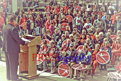 the FAMiLY Leader Marriage Rally March 2011