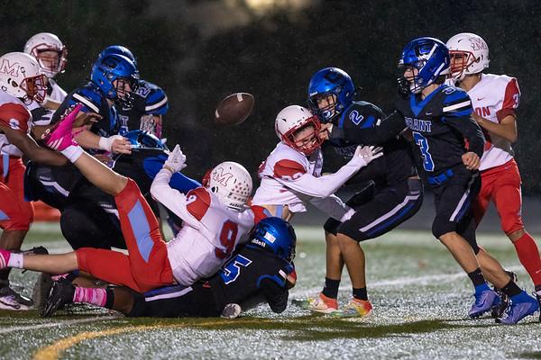 Grant Football 10-18-19
