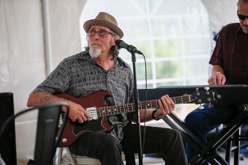 Sacramento Blues Society CD Release party