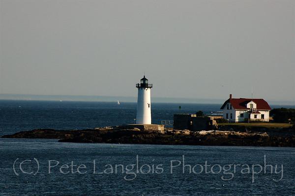 Portsmouth Harbor Light - Portsmouth, NH