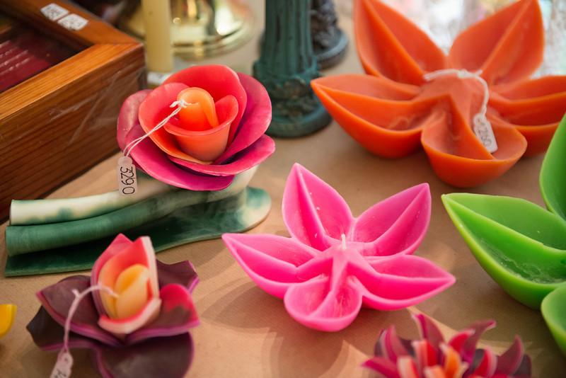Ornate Candels