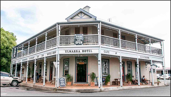 In search of the authentic Aussie pub and the beauty of Clarence River