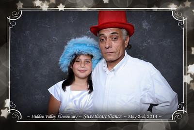 Hidden Valley - Sweetheart Dance - 2014