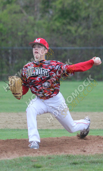 Franklin - Milford Baseball - 05-07-16