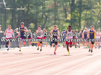 5/14/2014 - Boys Varsity Track & Field - Brookline vs Needham