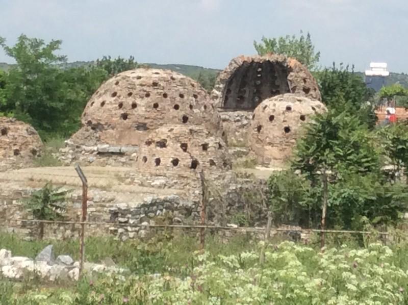 Selcuk, Turkey old Turkish Bath or ham