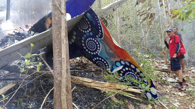 Costa Rica Plane Crash