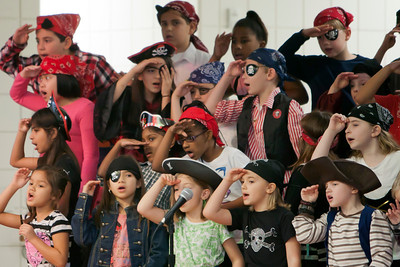 2012 Northpoint Elementary Pirate Show