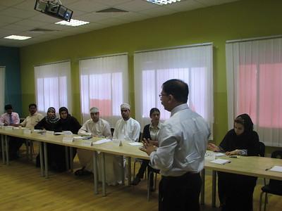Communication skills workshop by Khimji Ramdas