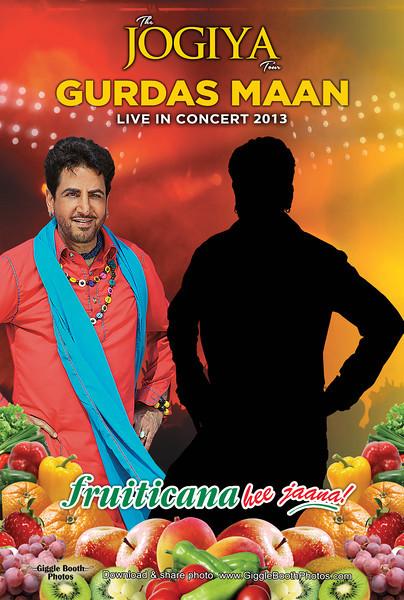 Fruiticana - Gurdas Maan Live Concert