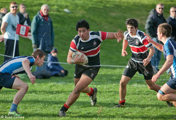 Scots College vs. Aotea College 2012