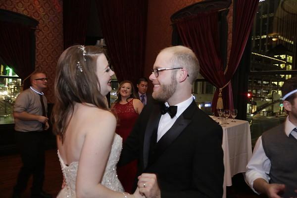 McClain Wedding - Capitol City Event Center
