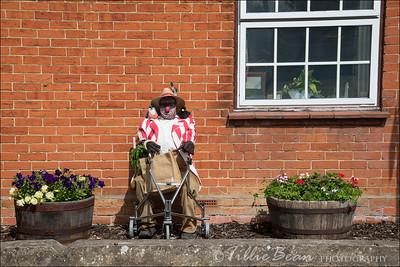Scarecrow Festival Overton