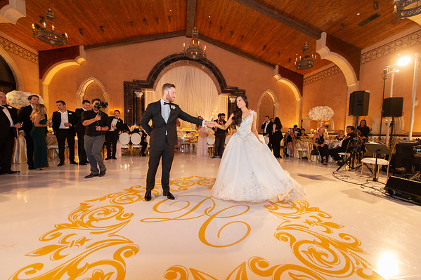 Diana & Chris' Wedding: Reception