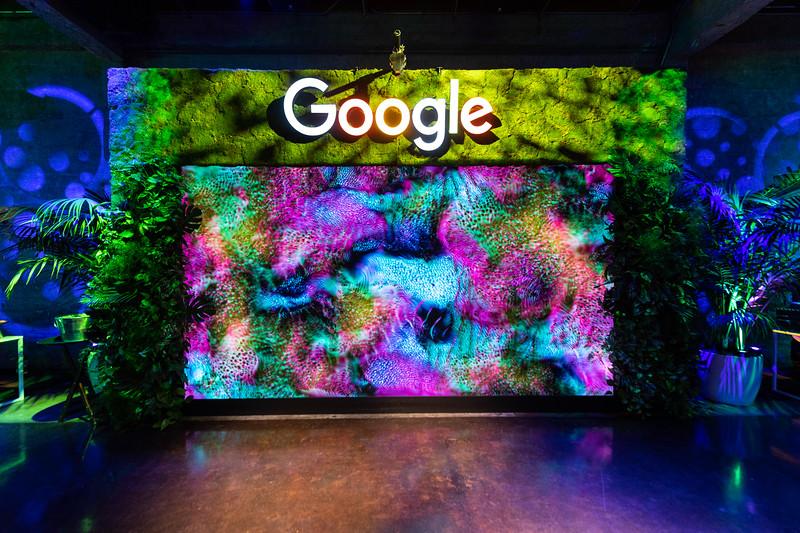 2019 Google GDC Mixer