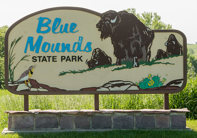 Blue Mounds State Park