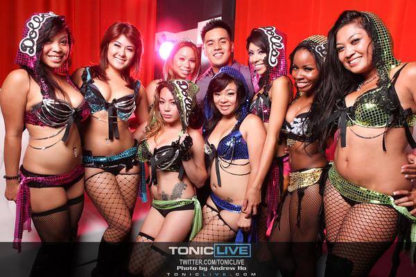 Second Saturdays @ City Nights 8/13/2011